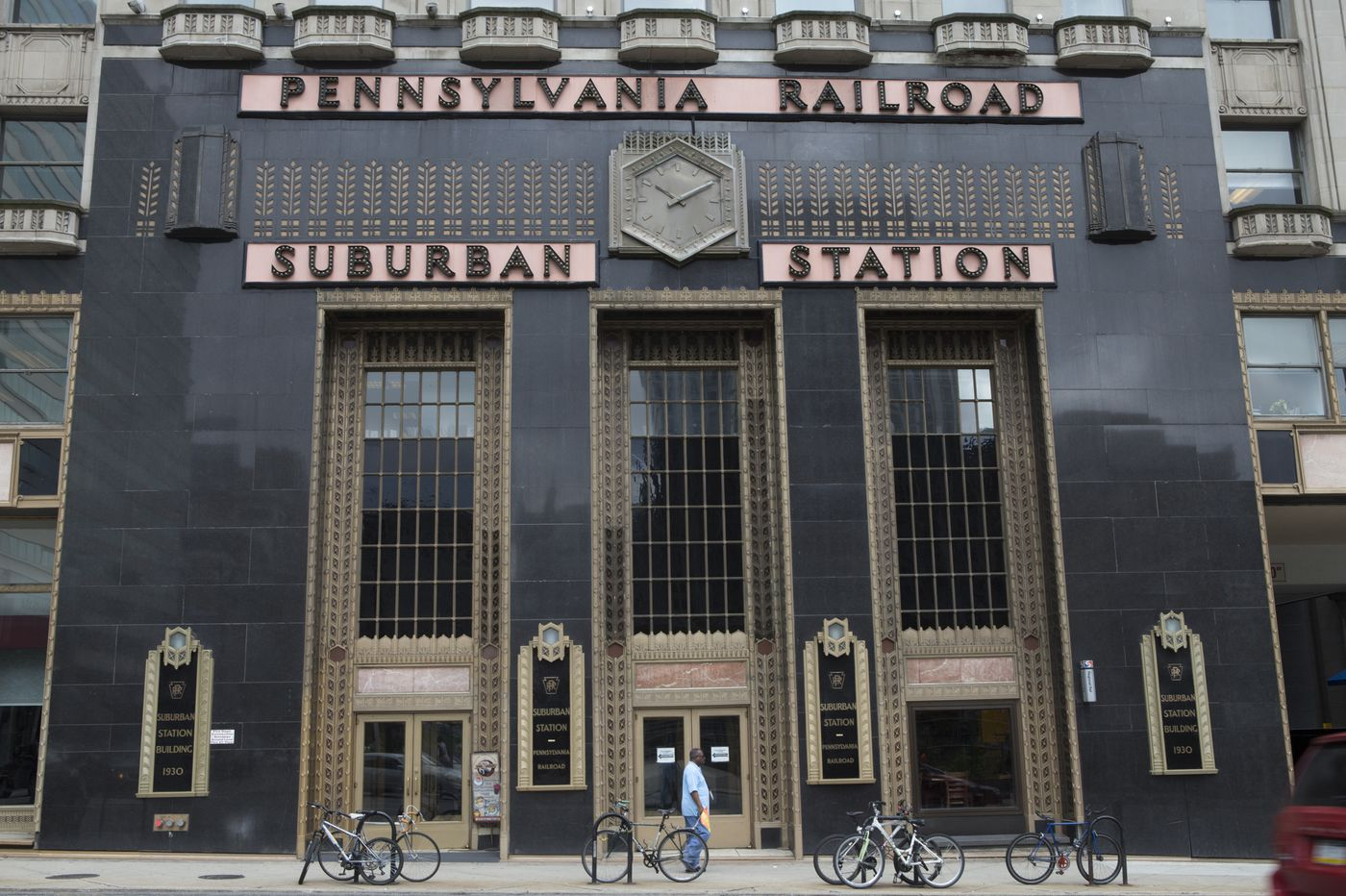 Why Philadelphia's Suburban Station is in the heart of the city