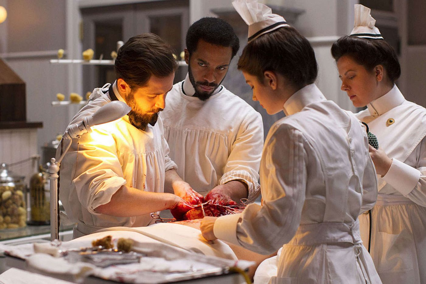 'The Knick' returns, timely and terrifying