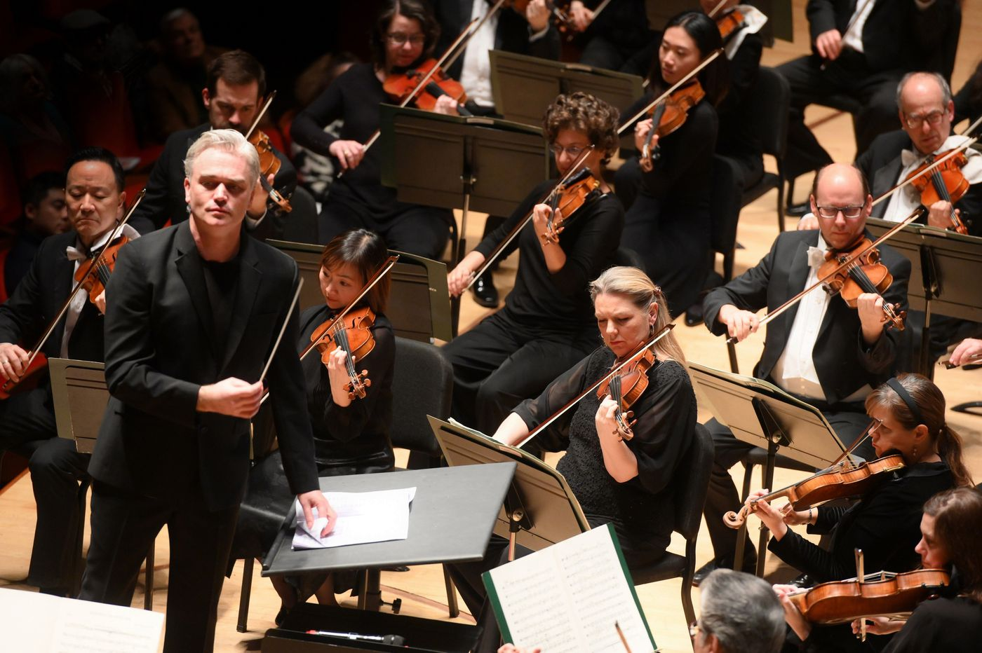 Conductor Edward Gardner takes the Philadelphia Orchestra to Xanadu in his debut