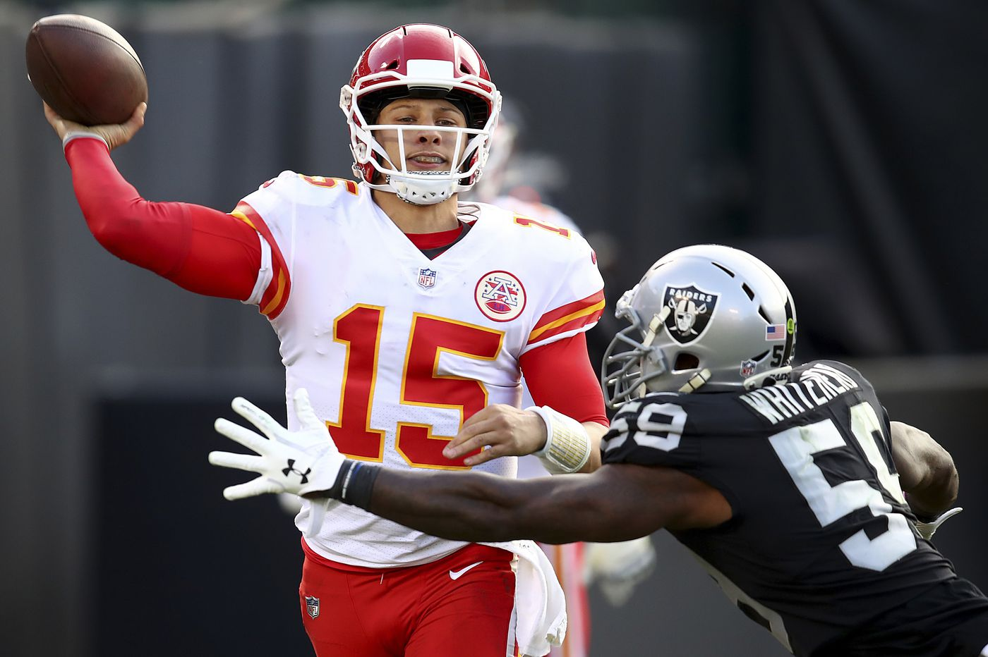 Vegas Vic's NFL Week 13 predictions: Andy Reid and the Chiefs are money after bye weeks