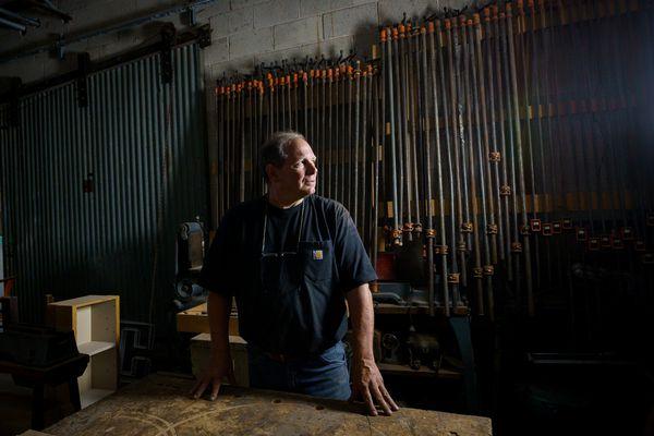 As Kensington condos rise, a cabinetmaker cashes out