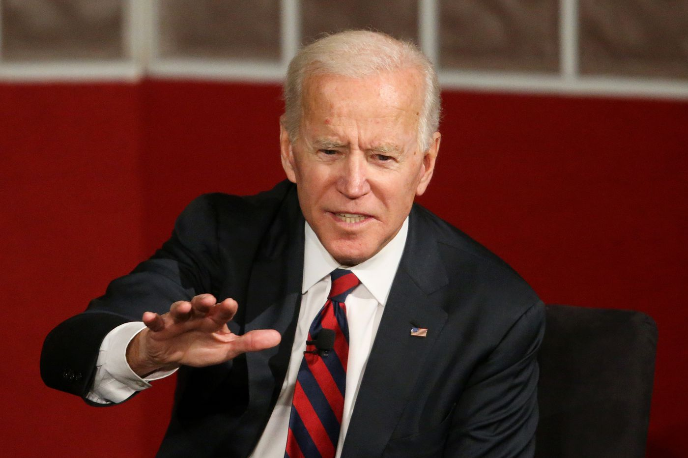 Arizona GOP congressman says Biden poses biggest threat to Trump in 2020
