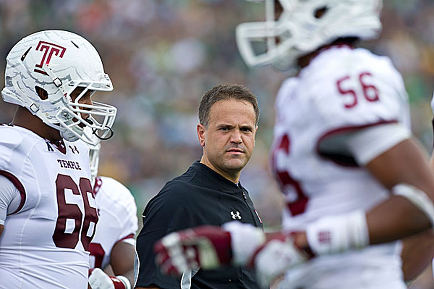 Temple remains winless