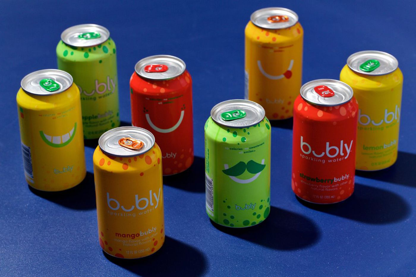 Is Pepsi's Bubly the new LaCroix, or just another cute can?