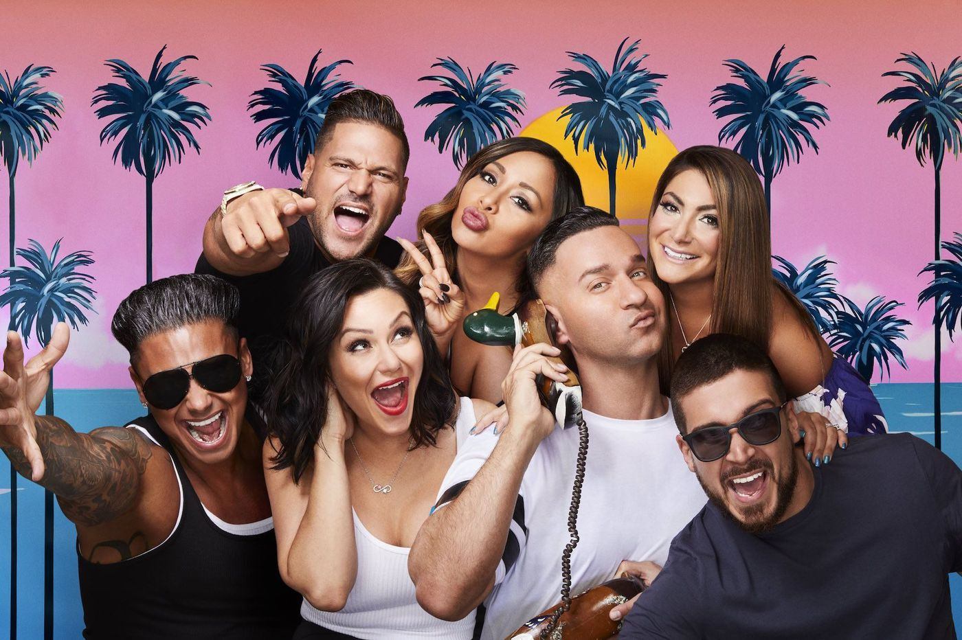 Mayor, chief of police say 'Jersey Shore' won't be filming in Wildwood