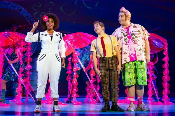 From Scranton to 'SpongeBob': Meet the UArts grad who stars in the Broadway Philly show