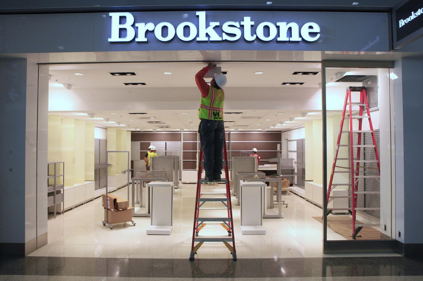 Brookstone is closing all its mall stores after filing for bankruptcy