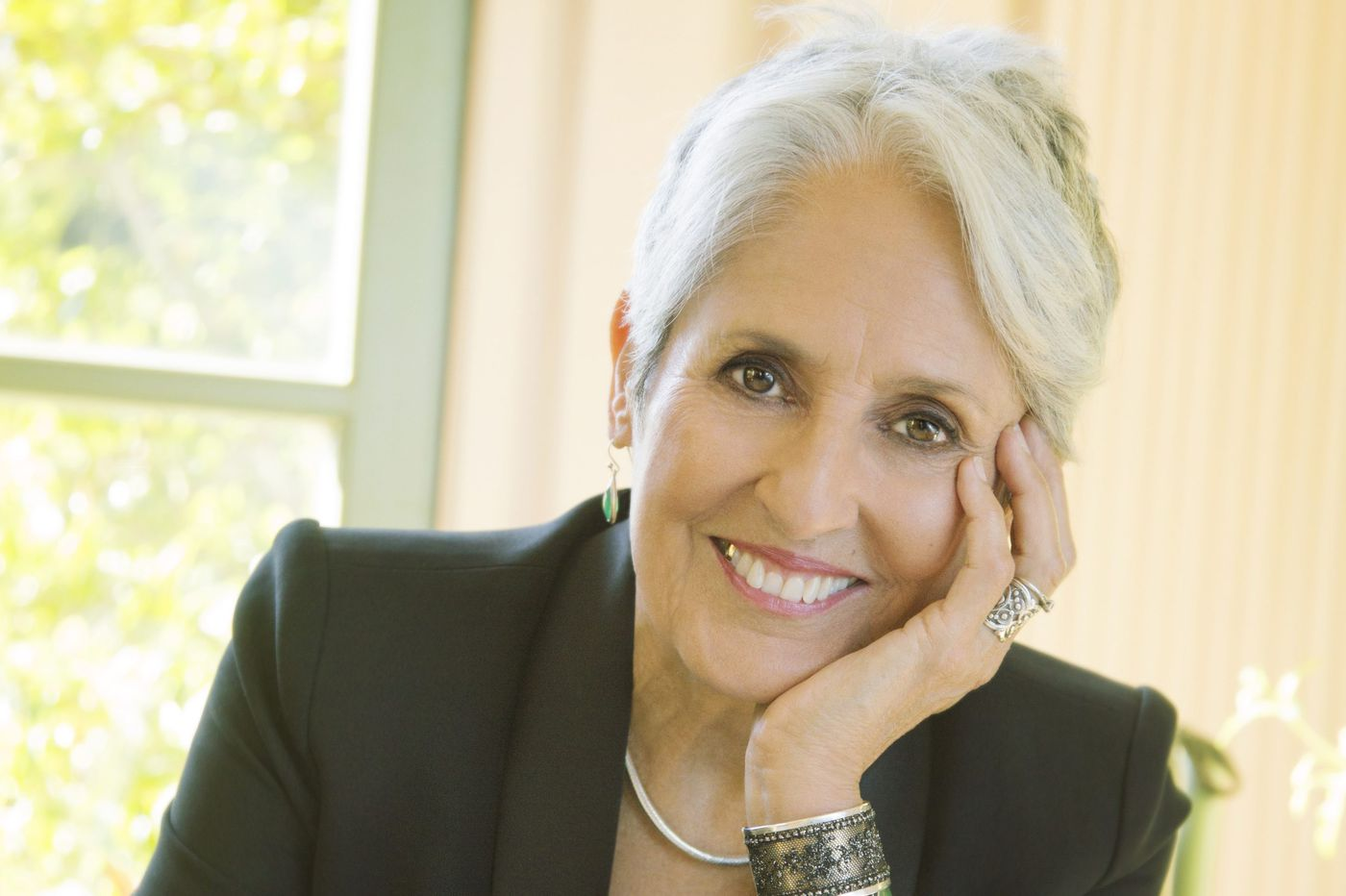 Joan Baez on retiring from touring, Bob Dylan, and why we need a new 'We Shall Overcome'