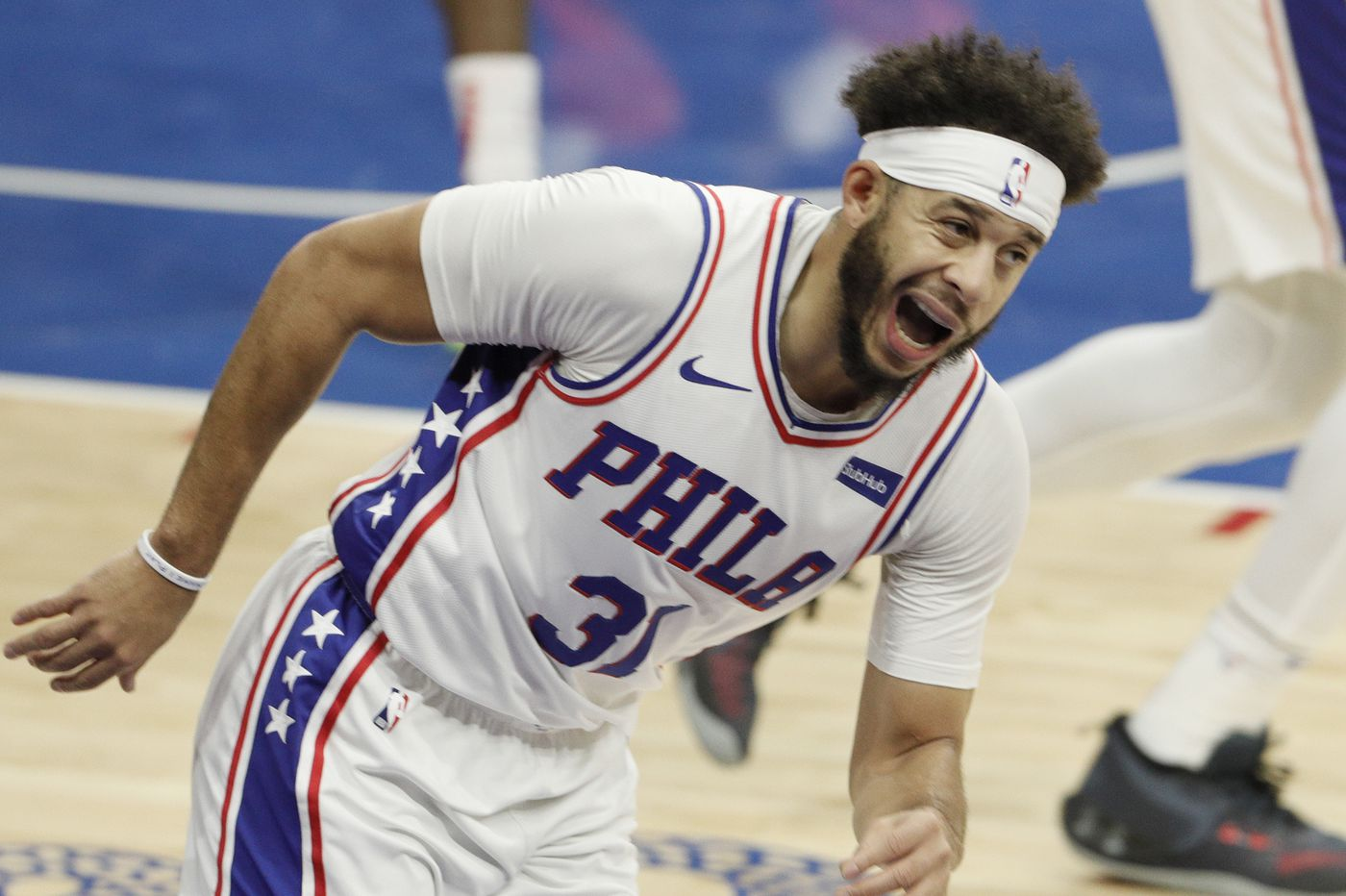 Quick takes from the Sixers' 141-136 victory over the Wizards