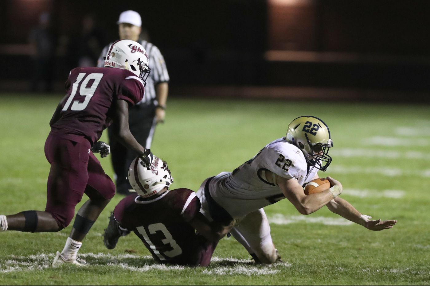 Chase Patterson, Council Rock South rally to beat Abington