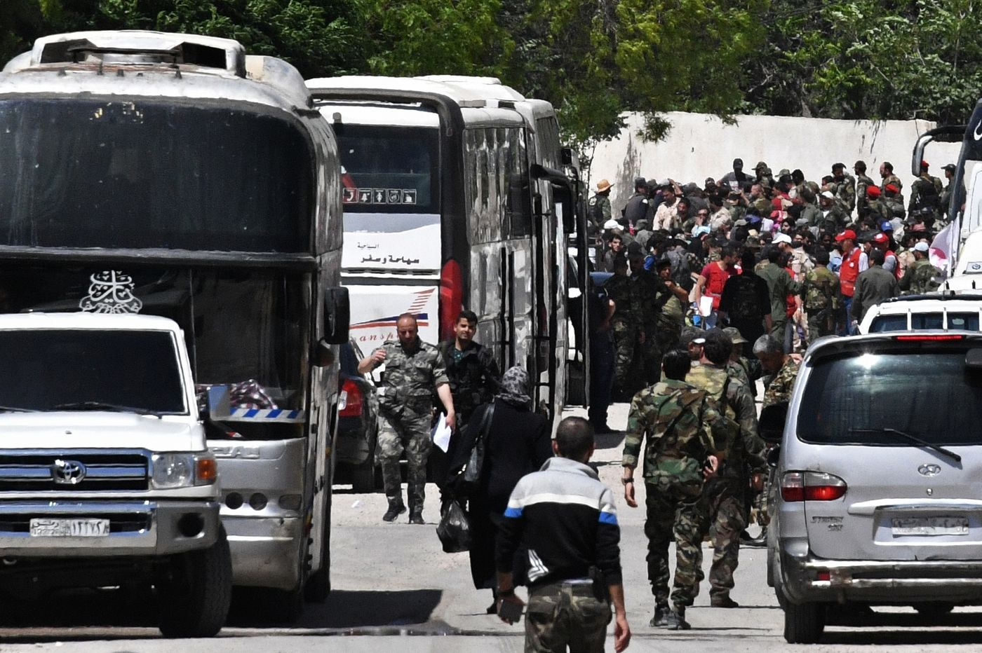 Will anyone save Syrians in Idlib from possible massacre by Putin, Assad? | Trudy Rubin