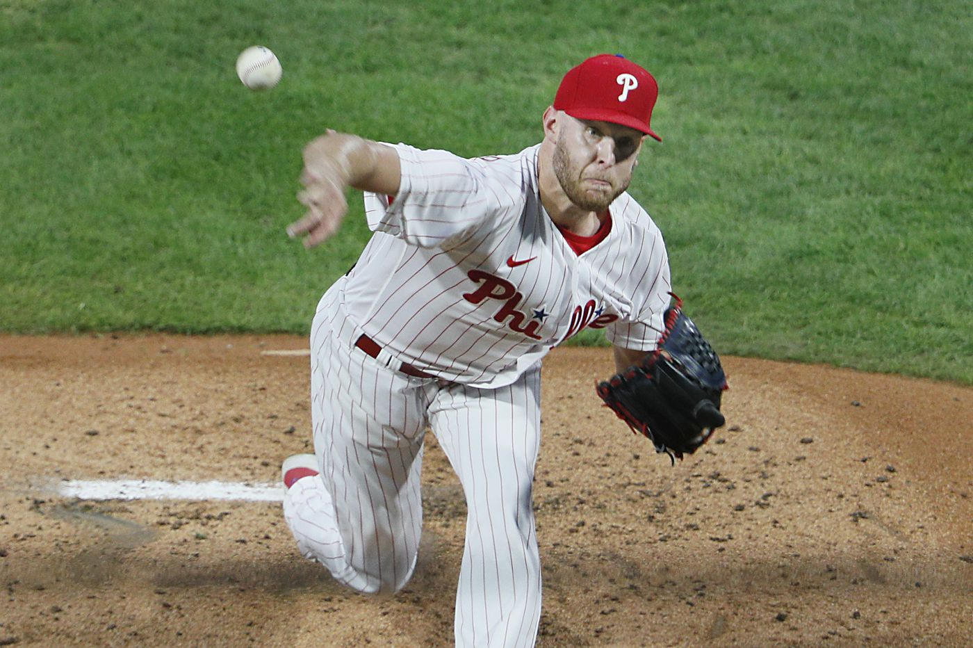 Phillies' Zack Wheeler scratched from start after hurting his nail while putting on his pants