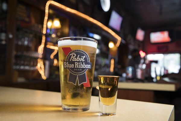A citywide special with extra PBR? Pabst is launching its own whiskey
