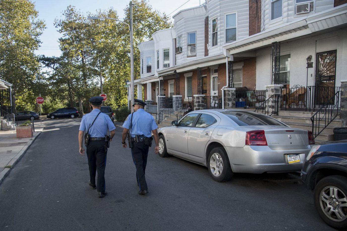Philly eased police residency requirements  Then the exodus began