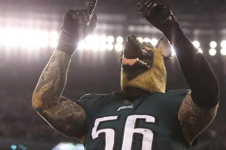The Eagles aren't underdogs yet, as of Thursday morning, but most of the sports-betting money is going on Atlanta.