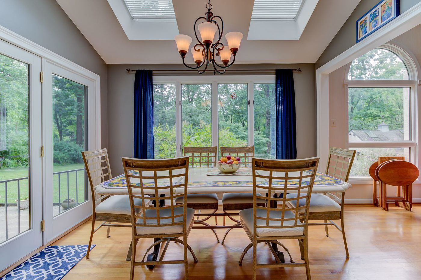 High-end real estate listings are returning in the Philly area, outpacing the recovery of the more affordable market