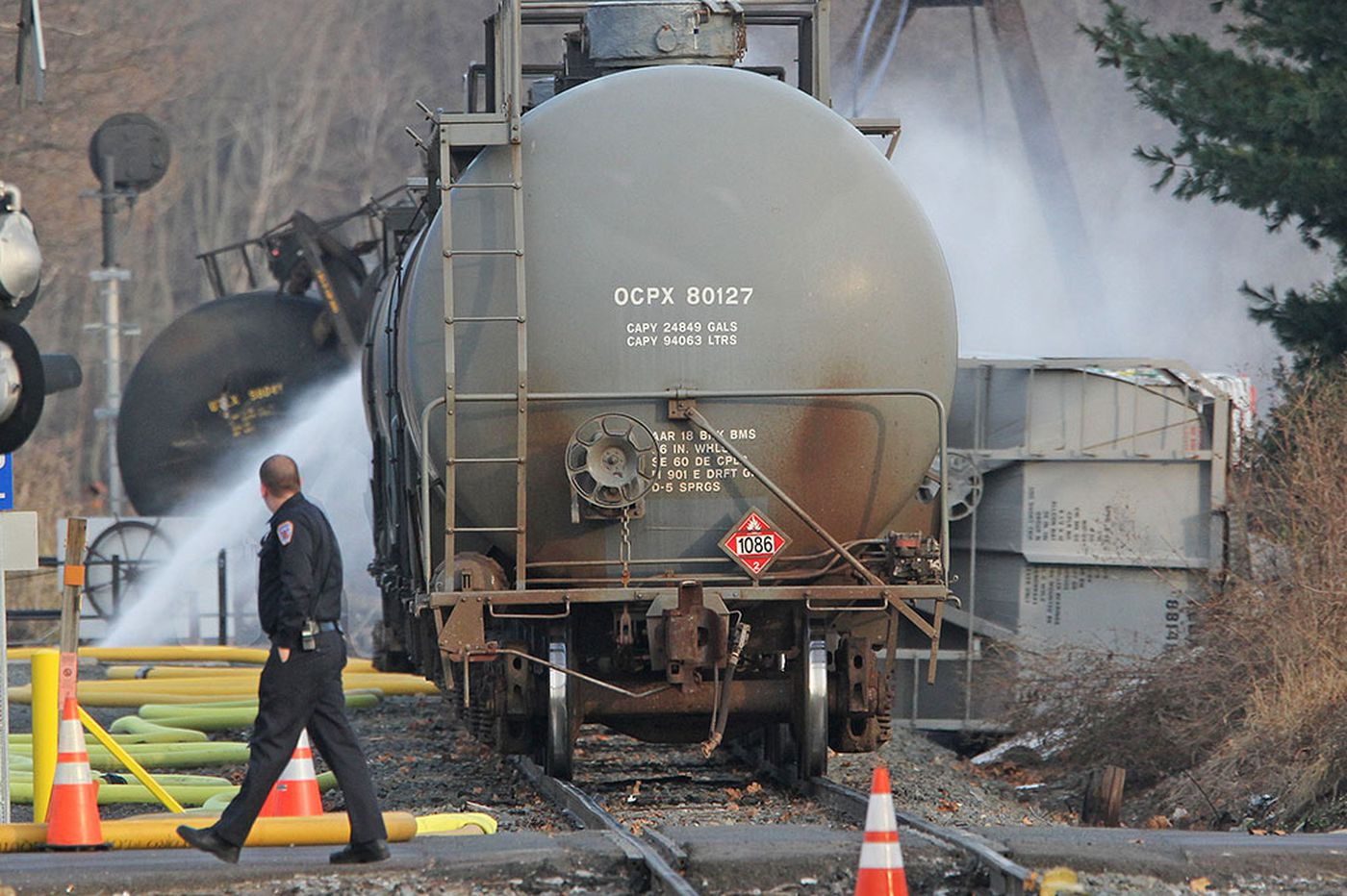 First responders file suit in Paulsboro spill