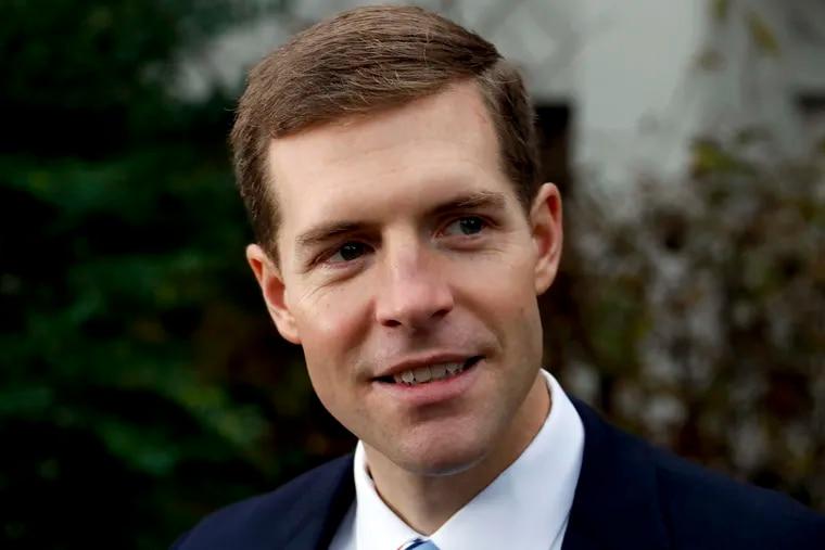 A 2018 file photo of U.S. Rep. Conor Lamb, D-Pa.