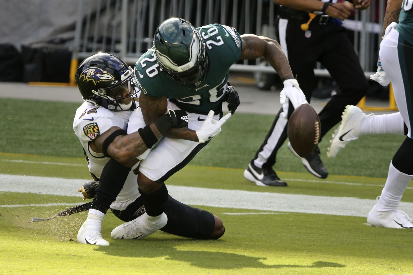 Carson Wentz and the defense did what they could in the Eagles' loss to the Ravens. The rest of the team didn't.   David Murphy
