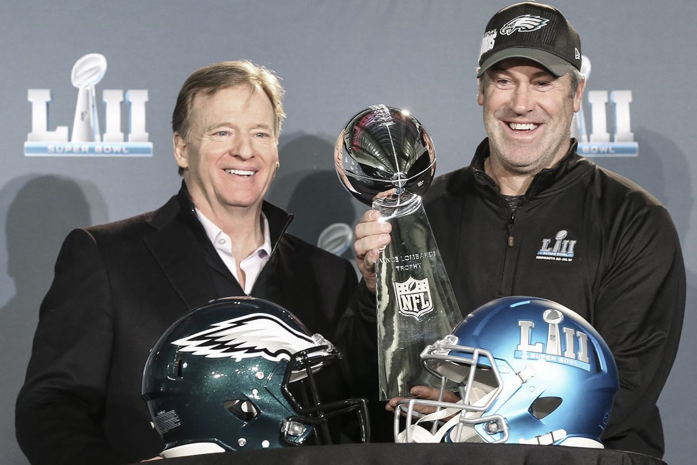 Super Bowl is 'surreal' for Doug Pederson, too: 'It really hasn't sunk in completely yet'