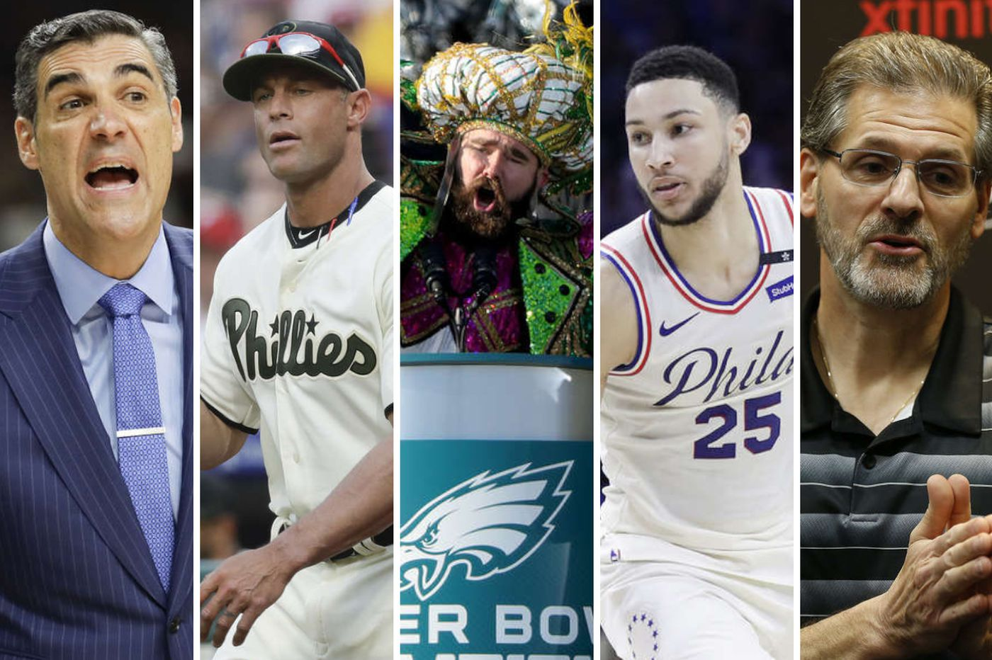 Bryan Colangelo isn't the only Philly sports figure with a hidden Twitter history (wink, wink) | Mike Sielski