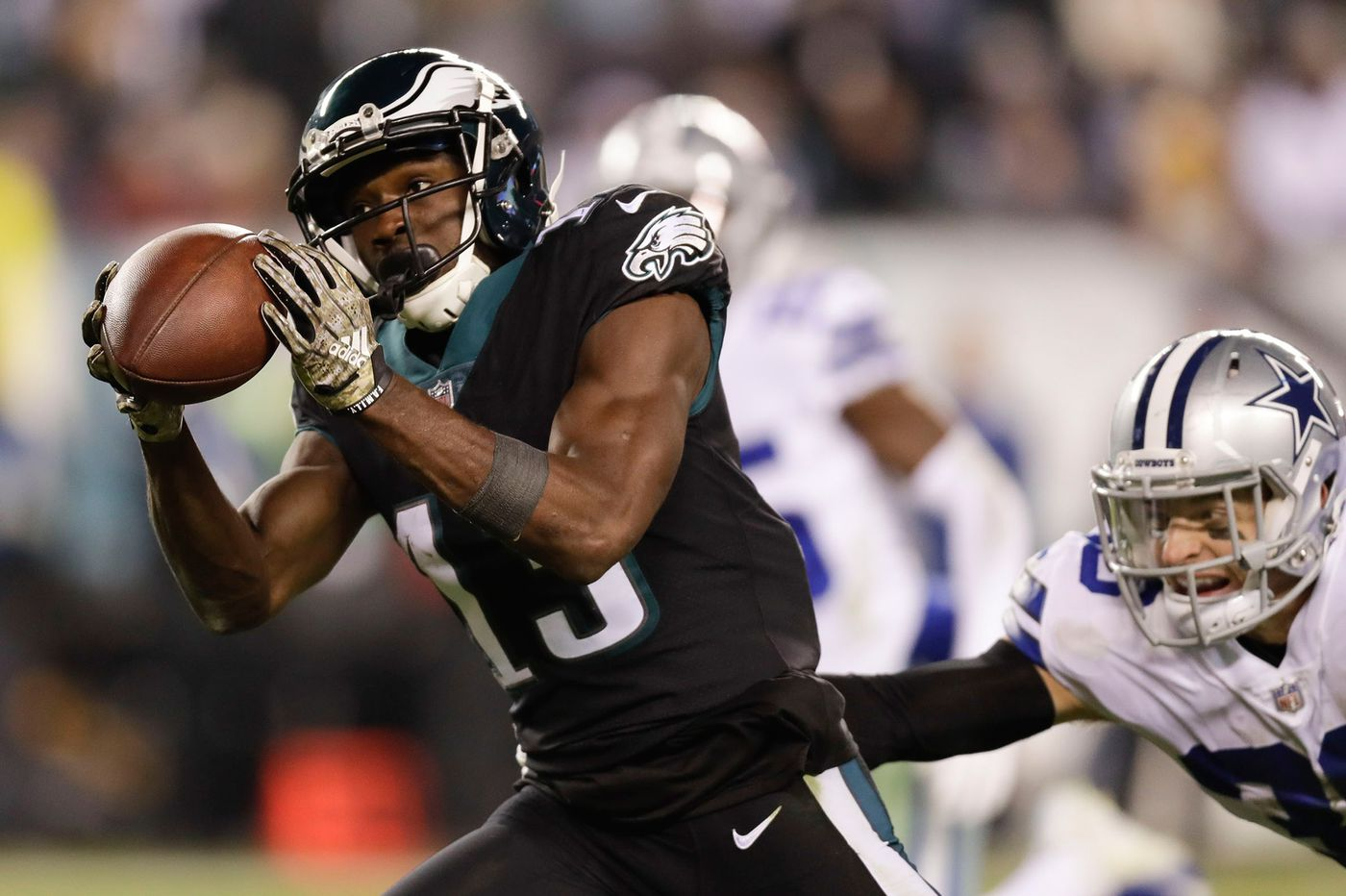 Eagles say they can't worry about hole they've dug, must focus on first step out - beating Washington