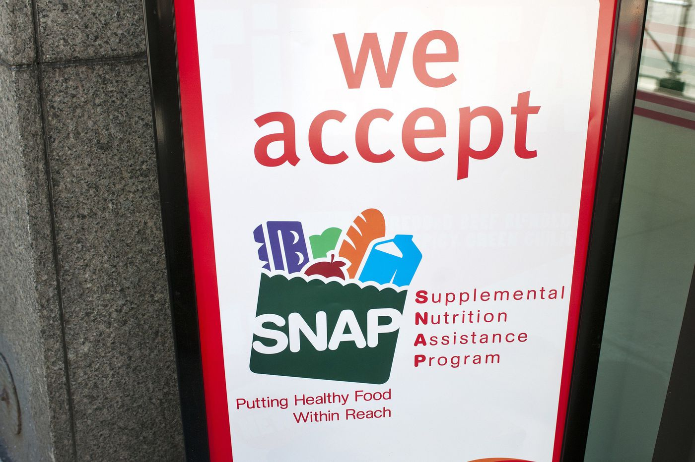 New food stamp rule says if you don't work, you can't eat   Editorial