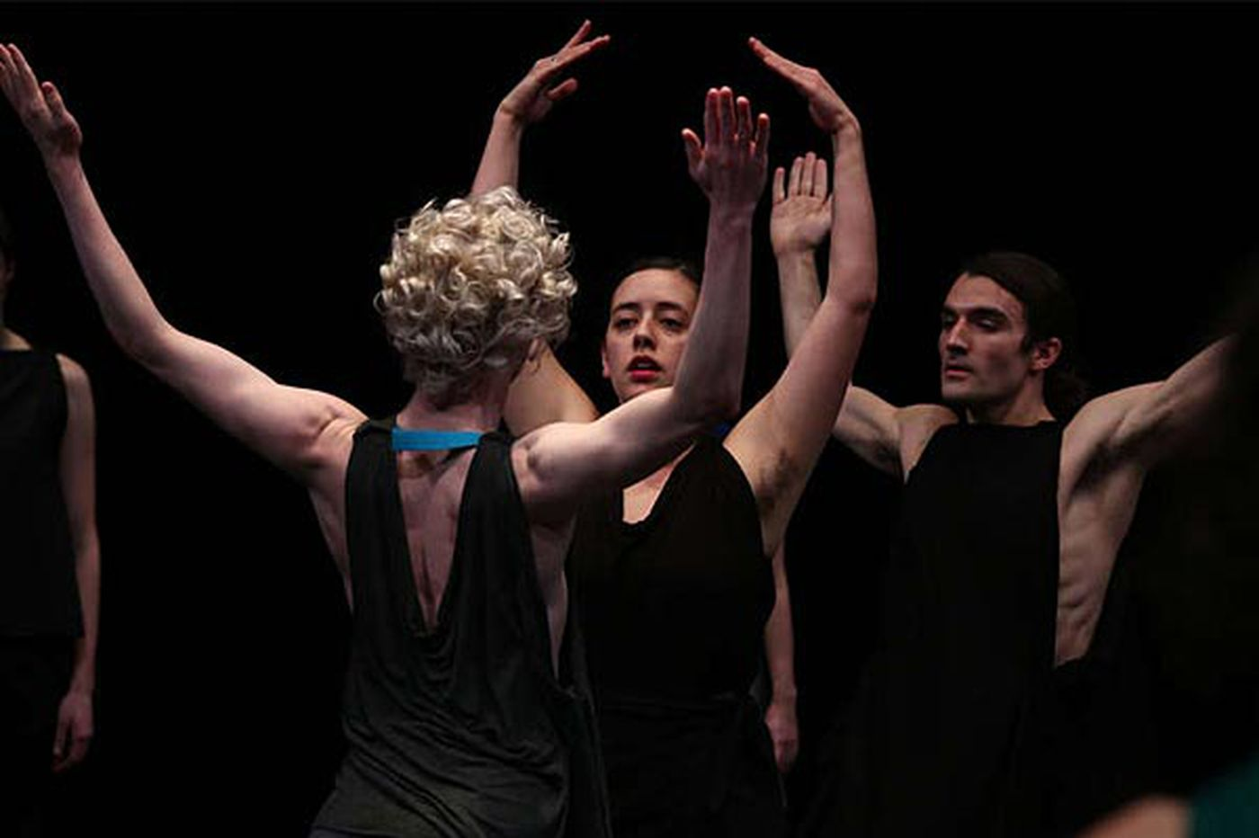 Tere O'Connor's 'Bleed' is, yes, a convoluted dance