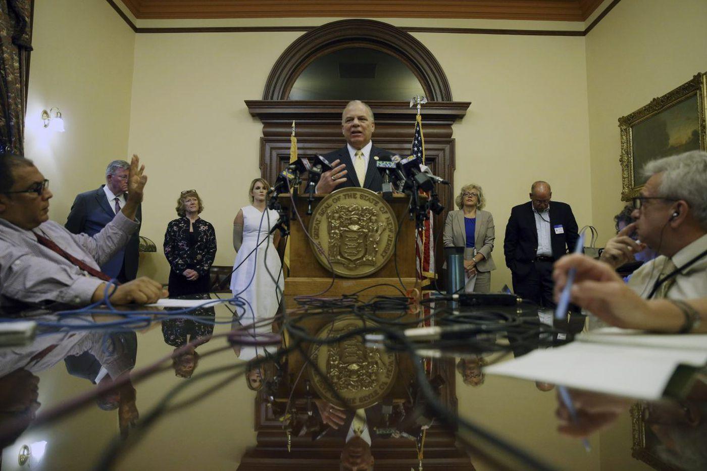 $1M TV ad war: N.J. teachers' union v. Senate President Steve Sweeney
