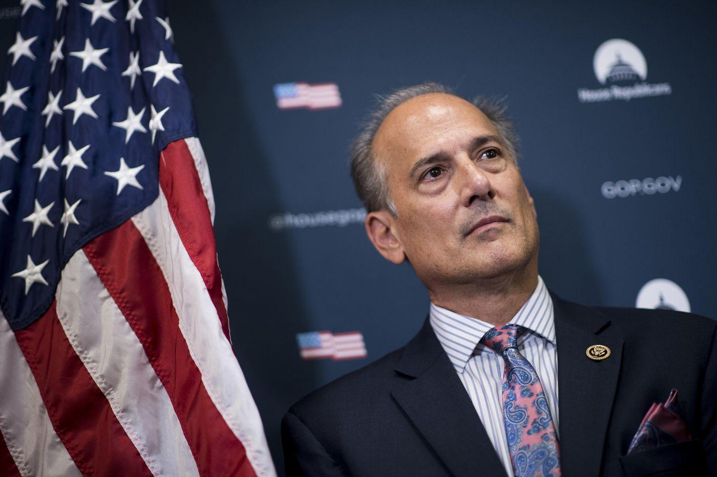 Ex-congressman Tom Marino now cites health for resigning