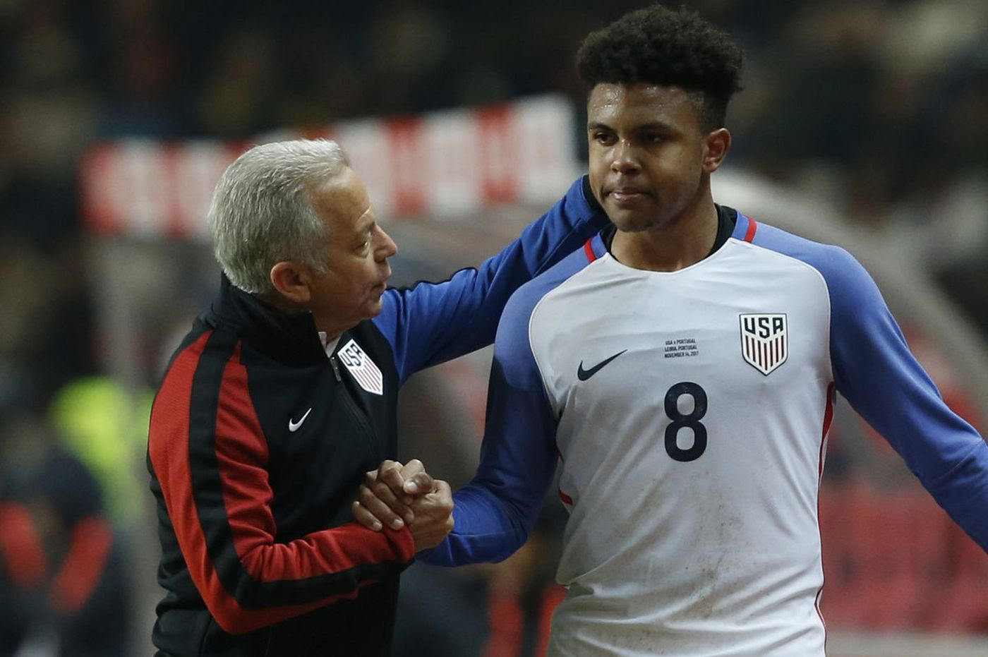 Weston McKennie, Tim Weah lead U.S. national team roster for Bolivia game in Chester