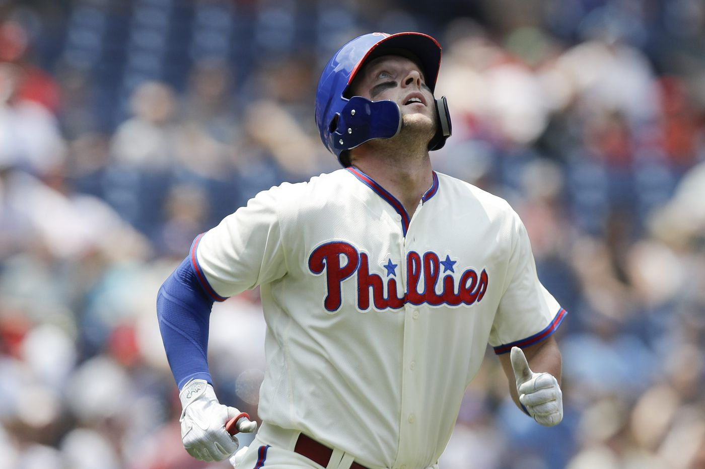 Rhys Hoskins could become one of the faces of baseball | Extra Innings