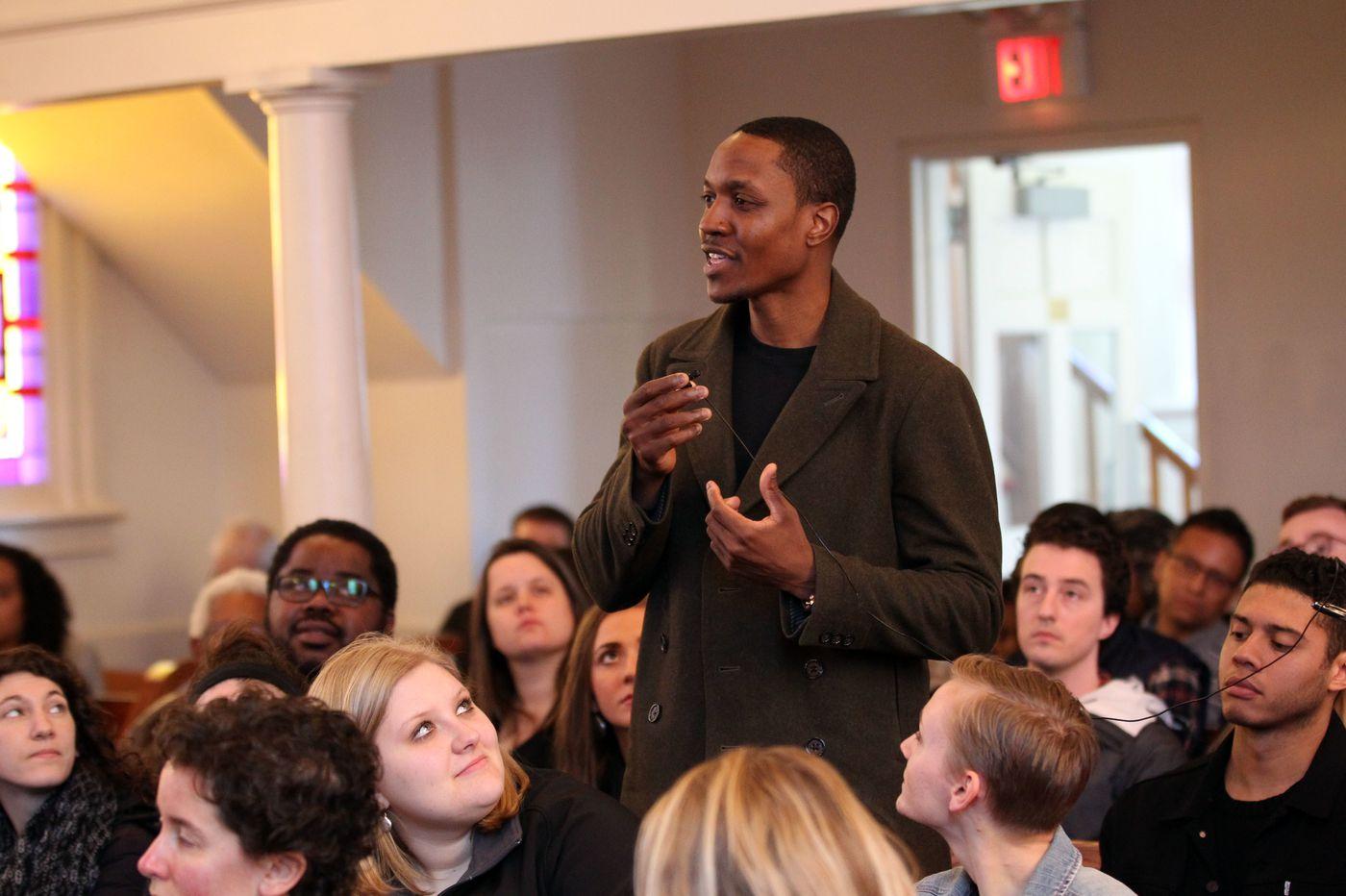 Black students at Princeton Theological Seminary demand reparations
