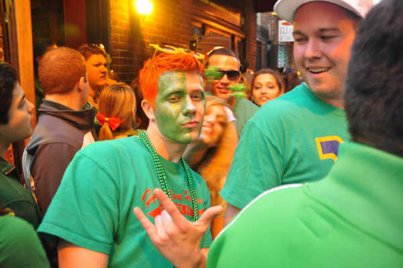 Erin Express, Irish Exit and 9 other ways to celebrate St. Patrick's Day in Philly