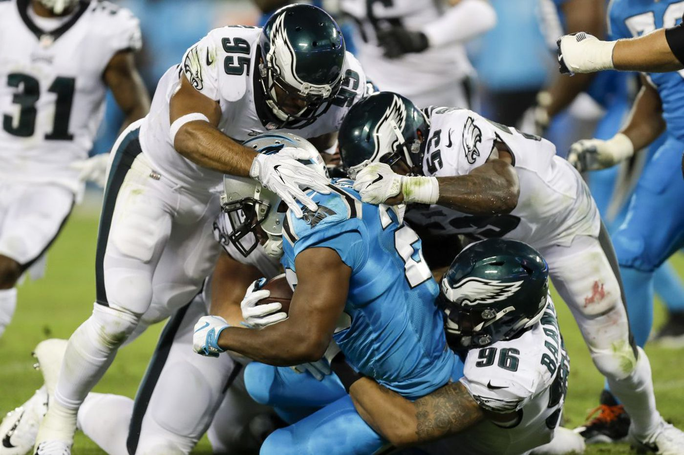 Takeaways will be the key for the Eagles against the turnover-prone Broncos | Early Birds
