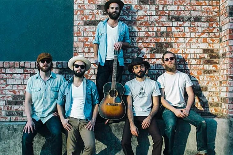 Quiet Life, the Oregon-based Americana quintet, plays its guitar-driven alt-country Wednesday at Johnny Brenda's.