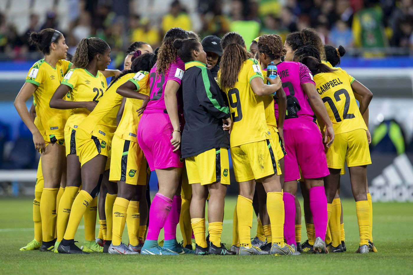 Jamaica women's soccer team still in financial peril despite World Cup success