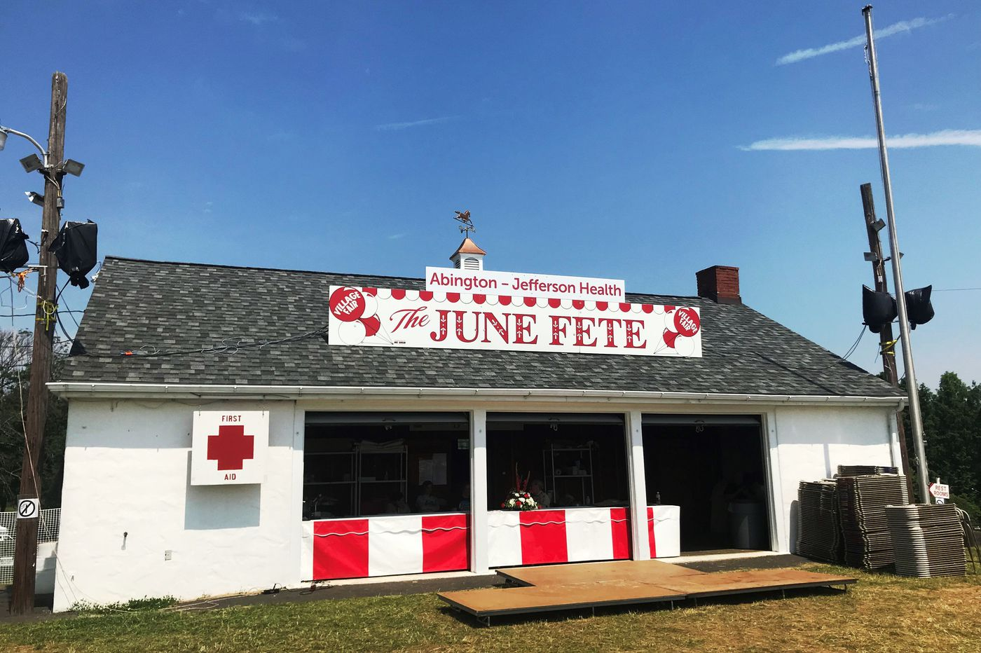 Huntingdon Valley's June Fete: Rides, funnel cake, and 100-plus years of history