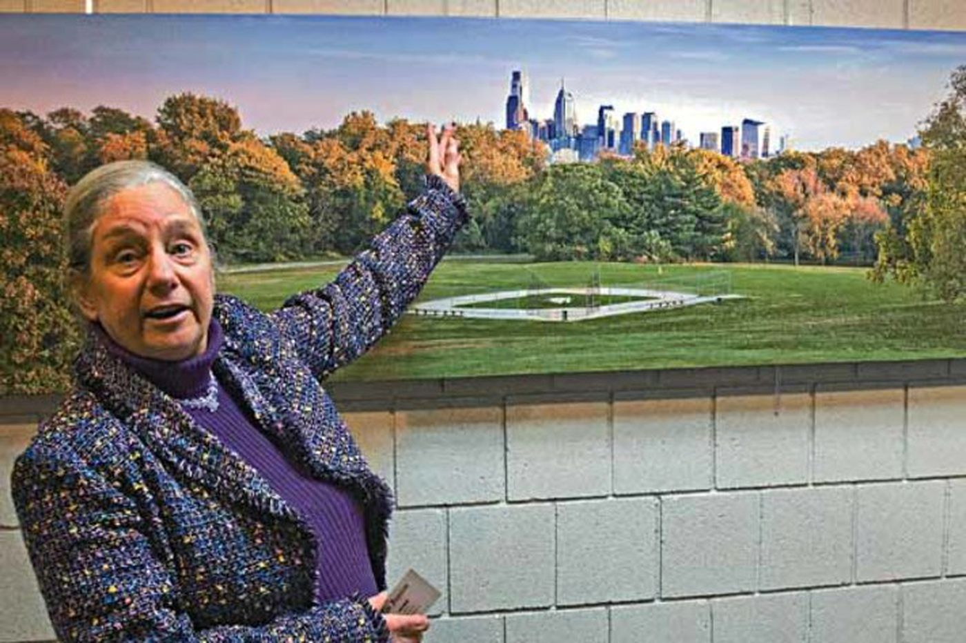Pauline Jonas, 69, innovator who brought art and cultural events to Deptford, N.J.