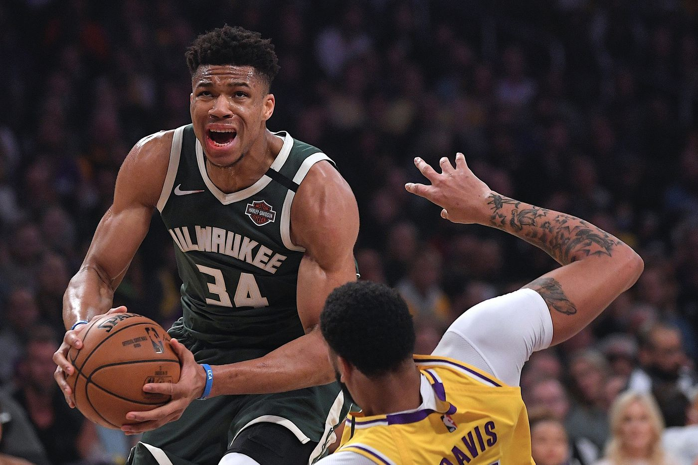 Latest sports chatter: Giannis Antetokounmpo already better than Allen Iverson? Way too soon.