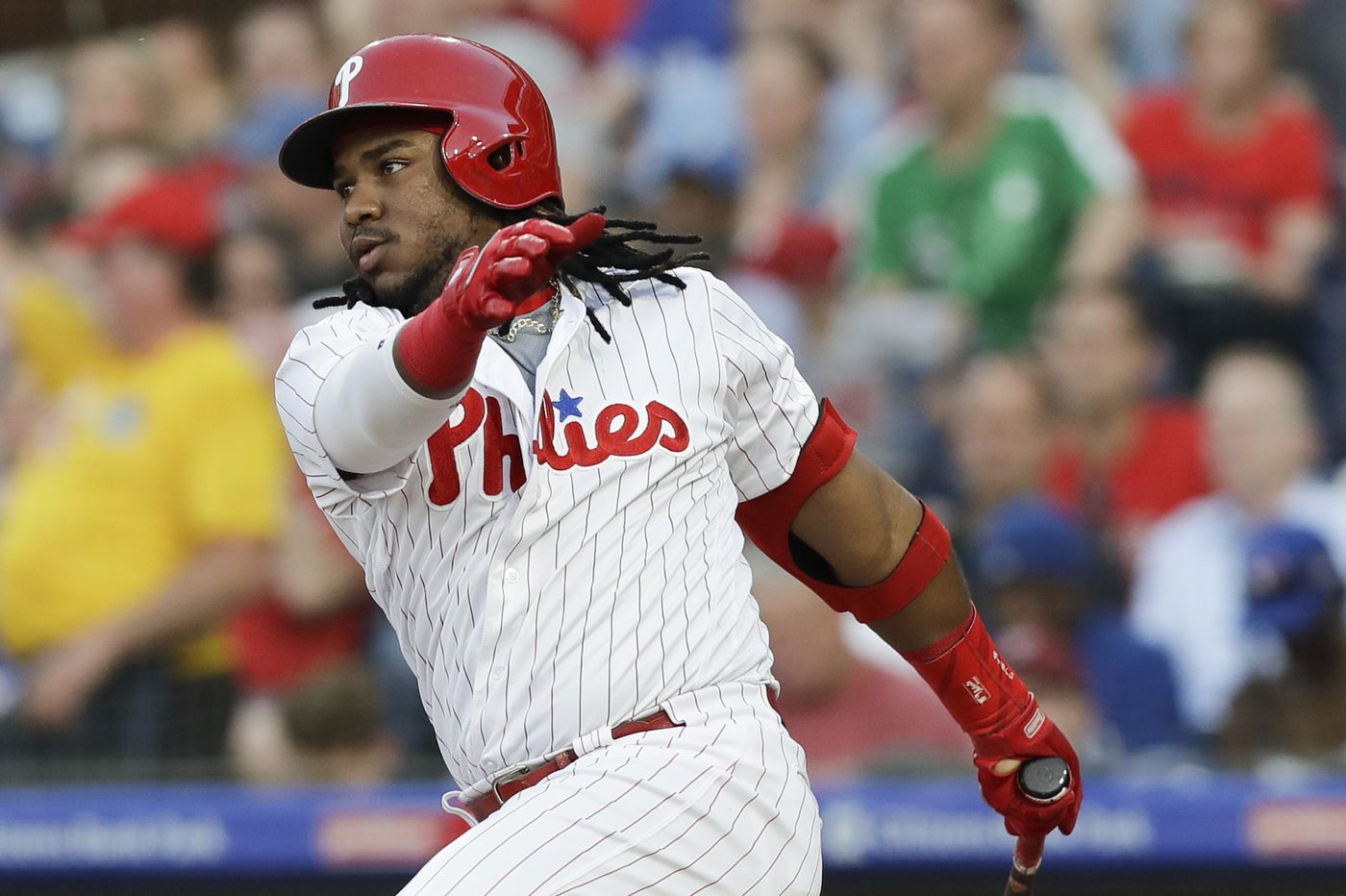 J.P. Crawford's injury gives Maikel Franco yet another chance