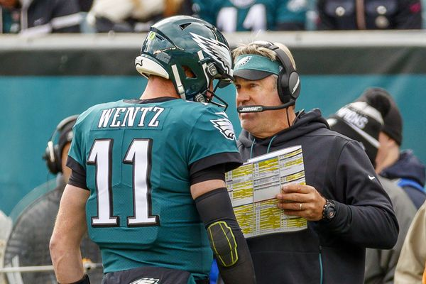 Why the Eagles offense has been struggling | Film breakdown