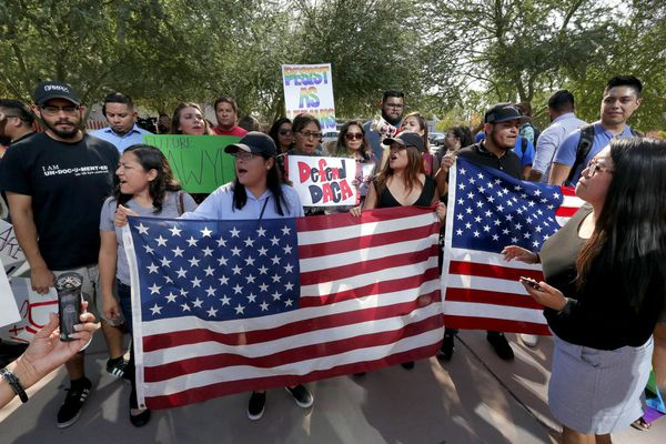 In battleground states, strong support for DACA immigrants, poll shows