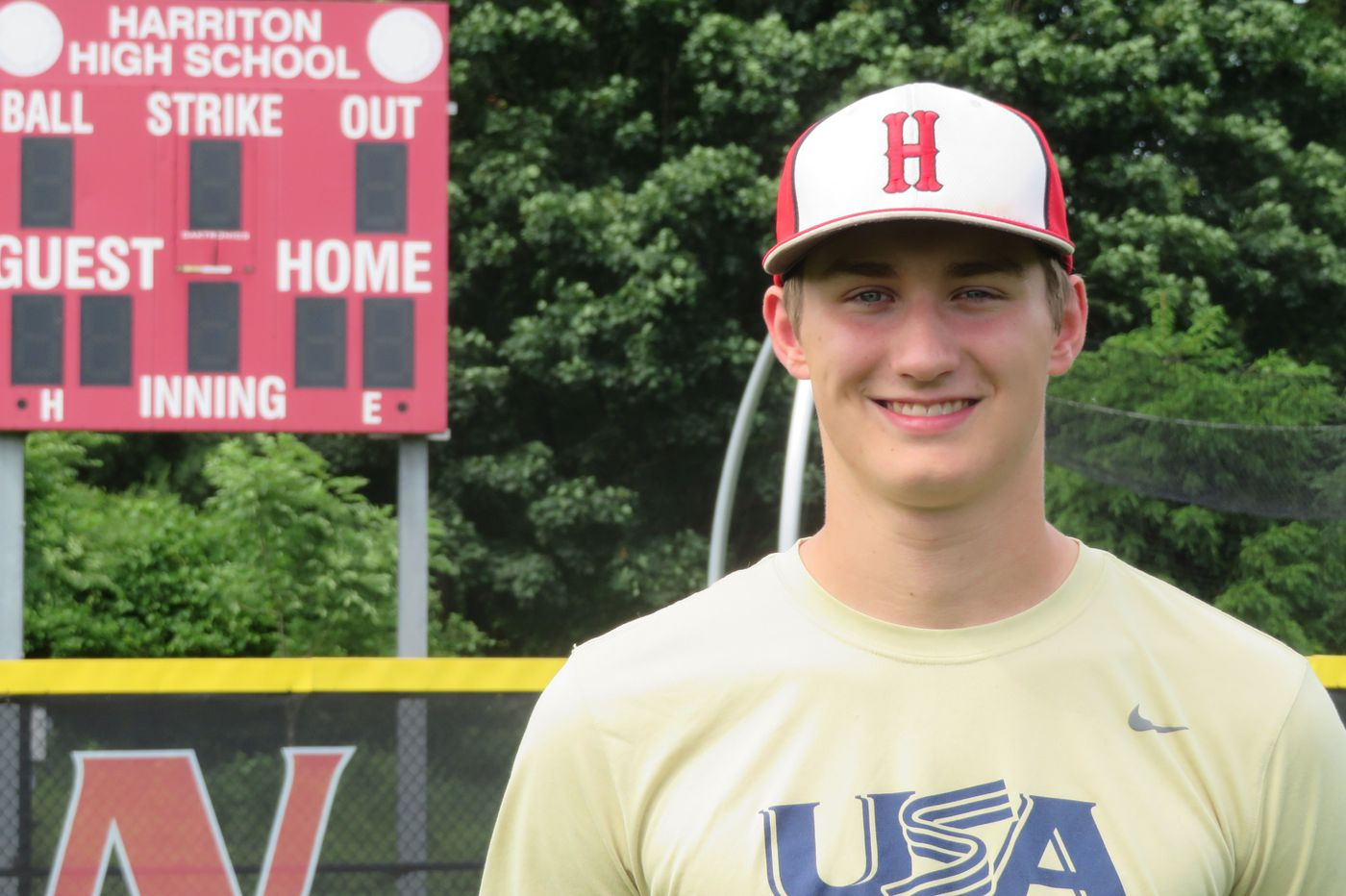MLB draft: Harriton pitcher Jack Kochanowicz goes in third round to Angels