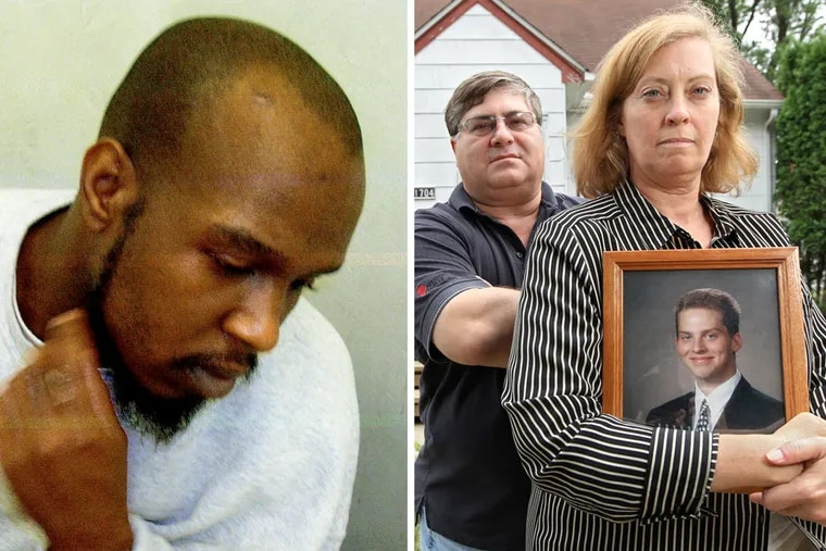 """A jury has acquitted Marcellus """"Ant North"""" Jones (left) of murder charges in the slaying of Minnesota teacher Beau Zabel."""