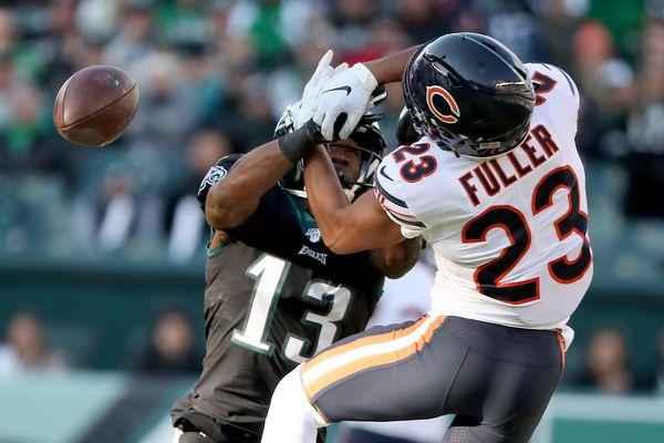 Philadelphia Eagles 22, Chicago Bears 14 — as it happened