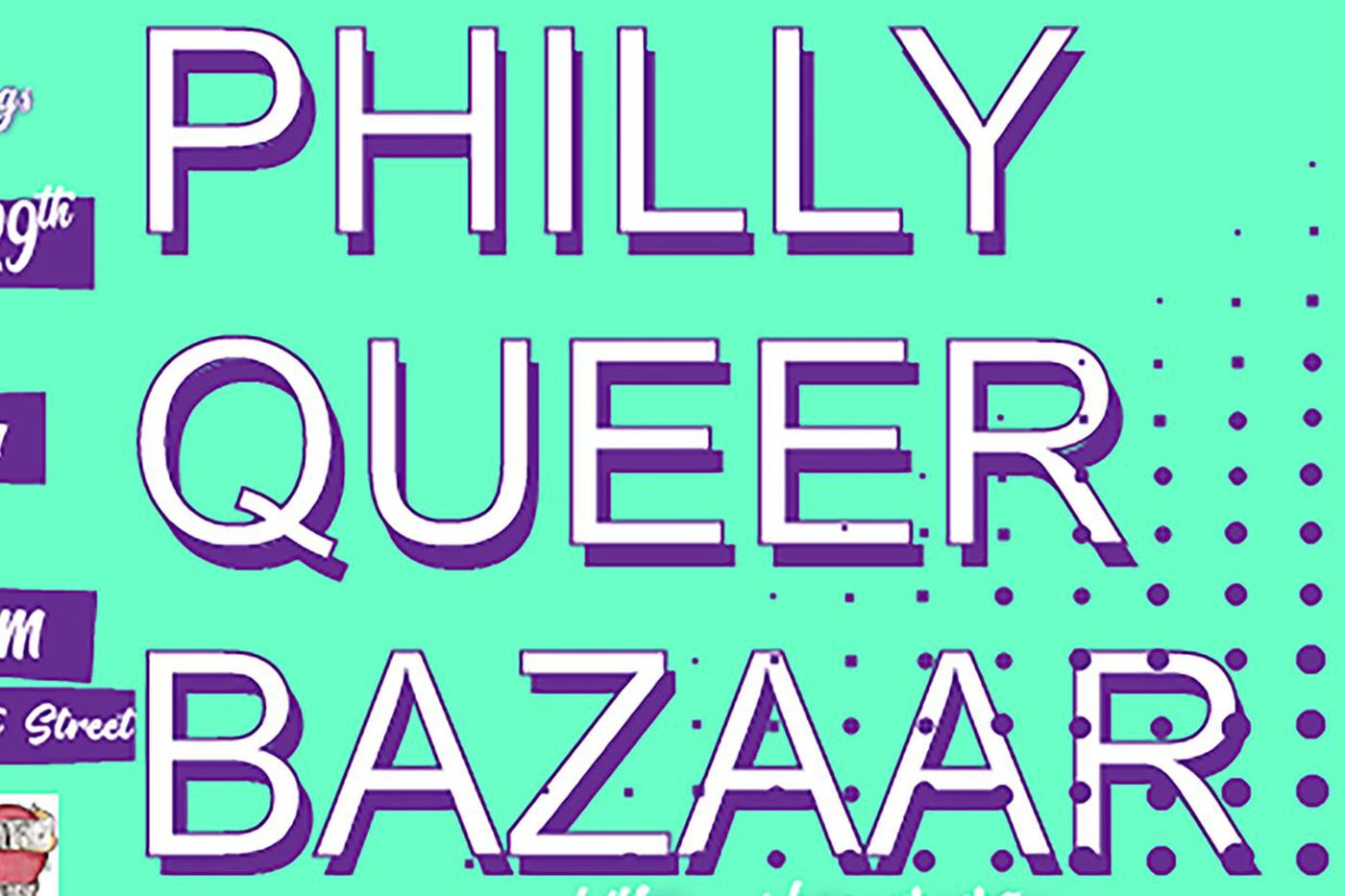 Shop and support queer artists at the Philly Queer Bazaar