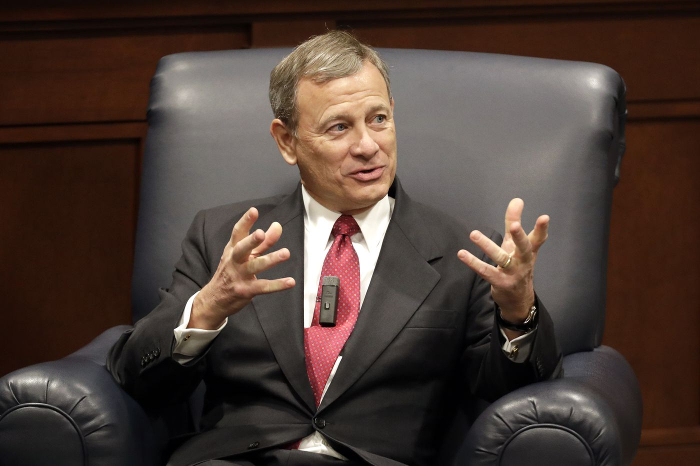 John Roberts isn't yet ready to 'jolt' the legal system on abortion | Opinion