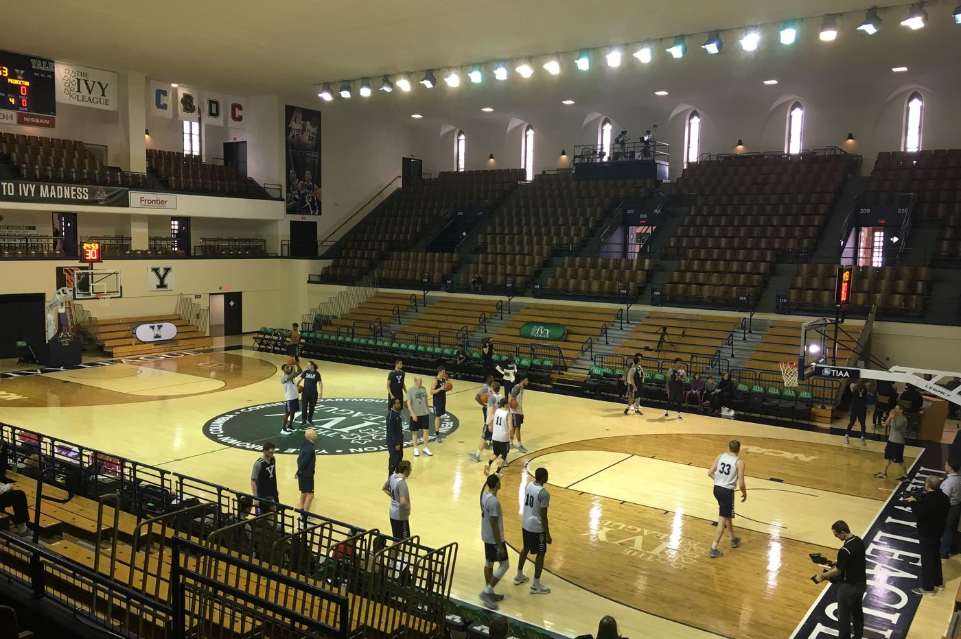 Ivy League director: Basketball tournament 'belongs on our campuses'