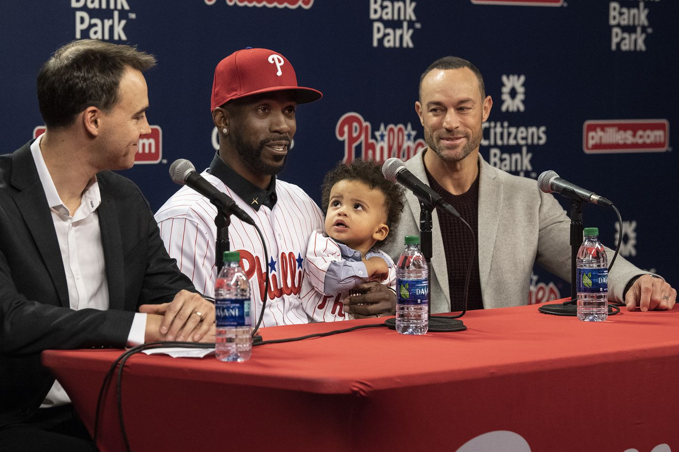 Andrew McCutchen: 'I understand what I'm capable of doing' with Phillies
